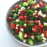 Mættende salat