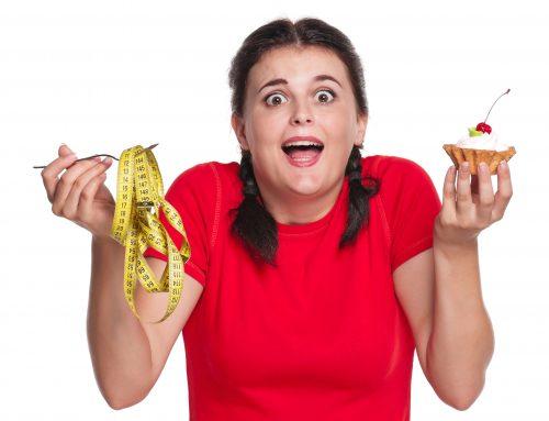 En varig ændring af dine vaner er vejen til et holdbart vægttab