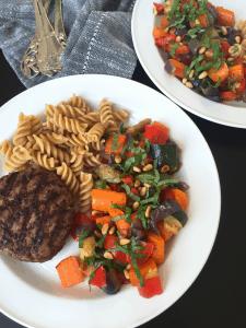 Nemme grøntsager i ovn eller på grill - Odense Sundhedshus